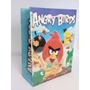 40 Sacolinha Angry Bird - 20cm X 16cm X 6cm Tamanho G