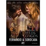 Dvd Anjo De Cabelos Longos Fernando & Sorocaba + Cd Bonus