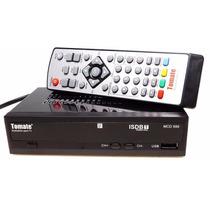 Conversor Digital Tv Gravador Multimídia Tomate Mcd-888