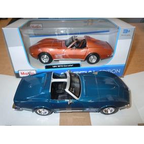Autos A Escala 1:24/25 Maysto 7 Modelos Entre 17 Y 21 Cm,