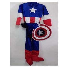 Disfraz Tipo Capitan America Avenger Civil War