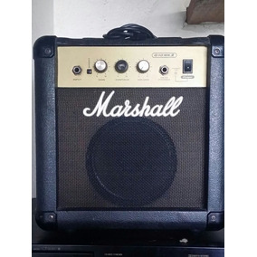 Amplificador Ingles Marshall Mod. G10mkii
