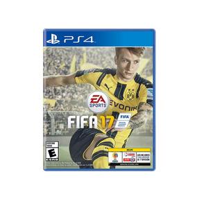 Ps4 Fifa17 Edicion Standard