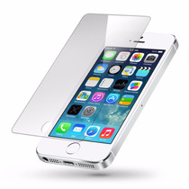 Mica Cristal Vidrio Templado 9h Iphone 5 5s Tempered Glass