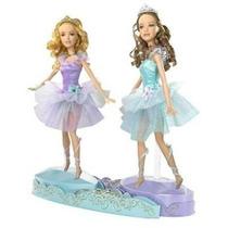 Barbie En Las 12 Princesas Bailarinas: Princesa Isla Y Hadl