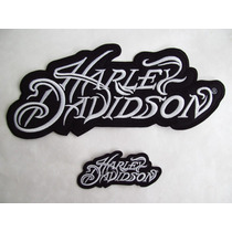 Harley Davidson Escudo Bordado Victory Chamarra Parches Moto