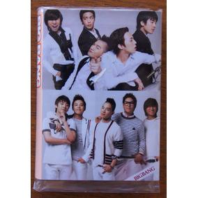 Bloco Memo Anotação Notas Post It Big Bang Kpop Importado