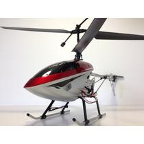 Helicóptero Radiocontrol Marca Lutema