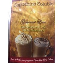 Cafe Capuchino Soluble Premix Para Maquina Vending