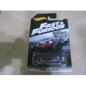 Hot Wheels Fast & Furious 2016 08 Dodge Challenger Srt8