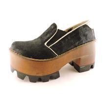 Zapatos Plataformas Tacos Mocasin Borcegos Elastizado Oferta