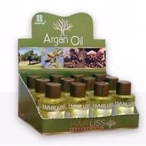 12 Argan Oil Hairliss 7ml Frete Grátis