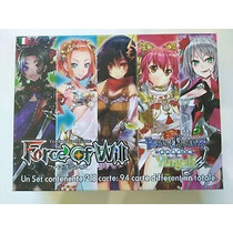 Force Of Will Tcg Vingolf Series Engage Knights Box 218 Card