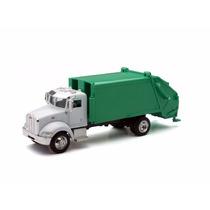 Caminhão Peterbilt 335 Coletor Lixo 1/43 New Ray