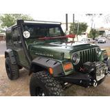 Parachoque Delantero, Jeep, Cj5, Cj7, Wrangler