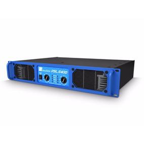 Amplificador Machine Psl 5400 - Pronta Entrega