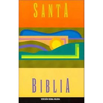 Libro Santa Biblia Versión Reina -valera 1960.