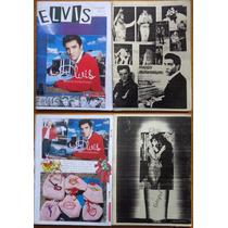 Elvis Presley Lote 06 Nos Fanzine Elvis Gospel Em Português
