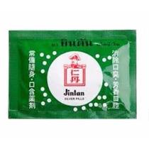 Jintan...... Pilulas Japonesa Para Um Hálito Refrescante.