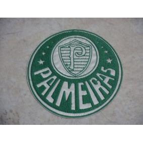 Escudo Do Palmeiras - Bordado - Patch - Distintivo - Novo