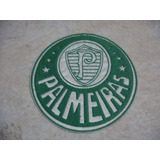 Escudo Do Palmeiras - Bordado - Patch - Distintivo - Novo
