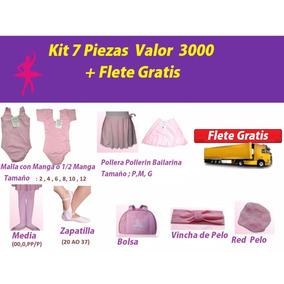 Kit Ballet 7 Piezas (por Encargue )