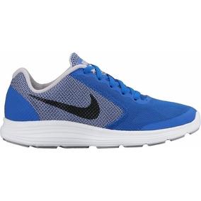 Zapatillas Nike Kids Revolution 3 (gs) Niños 819413-402