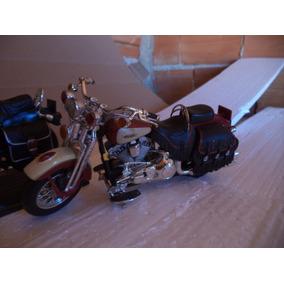 Miniatura De Motos Harley Davidson