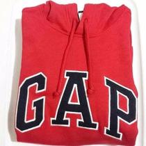 Poleron Gap Talla S Rojo Original 003