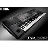 Korg Pa600 Manual En Español