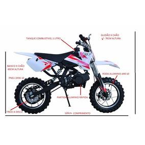 Mini Moto Super Cross 50cc