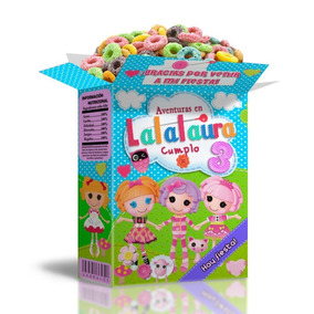 Kit Imprimible Lalaloopsy Powerpoint 100% Editable 33 Cosas