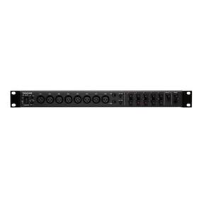 Tascam Us-16x08 Interface De Audio Usb De 16 Canales