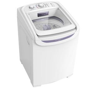 Máquina De Lavar Roupa Electrolux 15 Kg Turbo - Branca 220v