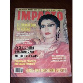 Impacto Irma Serrano La Tigresar Revista