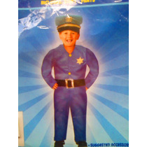 Disfraz De Policia Para Ninos
