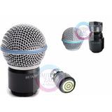 Capsula P/ Microfono Inalambrico Beta 58 Beta58 C/envio