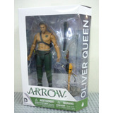 Dc Collectibles Oliver Queen Serie Arrow