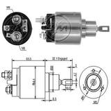 Automatico Arranque Vw Fox/crossfox/spacefox 1.6 Nvo.
