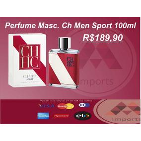 Perfume Ch Men Sport Masc. 100ml Carolina Herrera Original