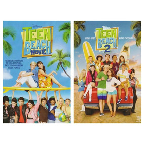 Teen Beach Movie Y Teen Beach Dos Paquete 2 Peliculas En Dvd