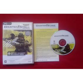Jogo Pc Original - Counter Strike Source