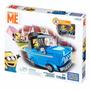 Set Minions Motor Mischief Megabloks Mi Villano Favorito