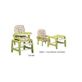 Silla Alta Multiconfort D Bebe-verde
