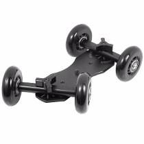 Dolly Skate Travelling Filmagem Dslr Slider Video Camera