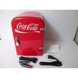 Refrigerador De Coca Cola Mini De 4 Litros Envio Gratis