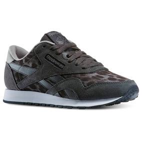 Zapatos Reebok Clasicos Cl Nylon Wild Para Damas V62925
