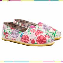 Zapatos Paez Shoes Mujer - Modelo Flora - Tallas 35 Al 40