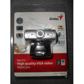 Webcam Eye 312 Genius High Quality Video