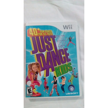 Juego Just Dance Kids Nintendo Wii O Wii U